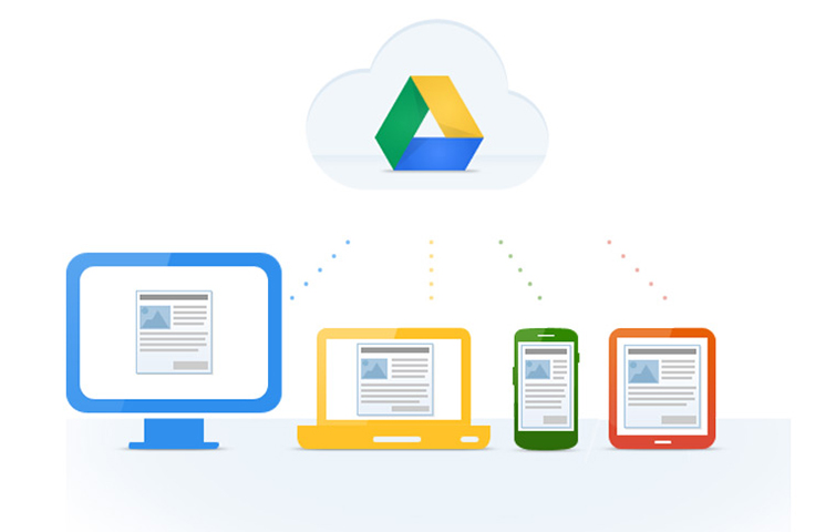 Google Drive sharing files from desktop, mobile & web